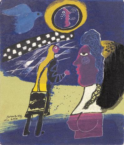 Corneille, 'Les Femmes de la Bible XII', 2000