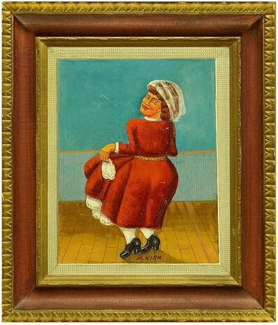Maurice Kish, 'The Happy Inlaw, Oil Painting', 20th Century
