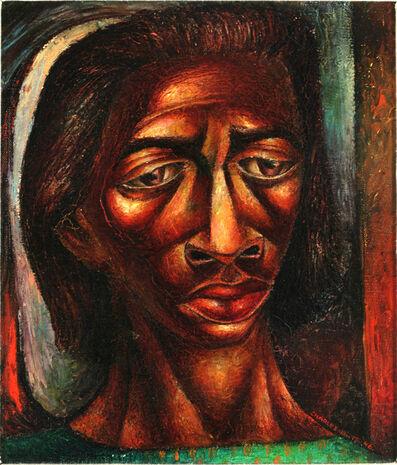 Charles White, 'Mater Dolorosa', 1946