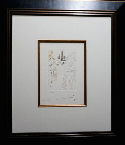 Salvador Dalí, 'Le Decameron La Femme Adultere', 1972