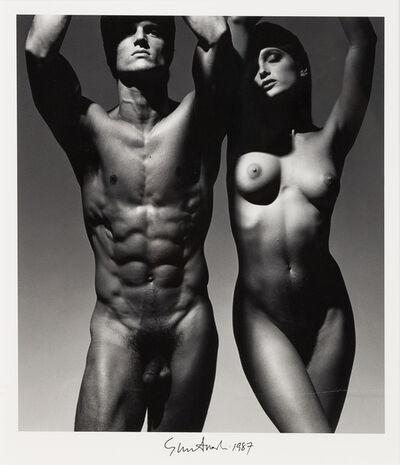 Victor Skrebneski, 'Homage to Tamara de Lempicka', 1987