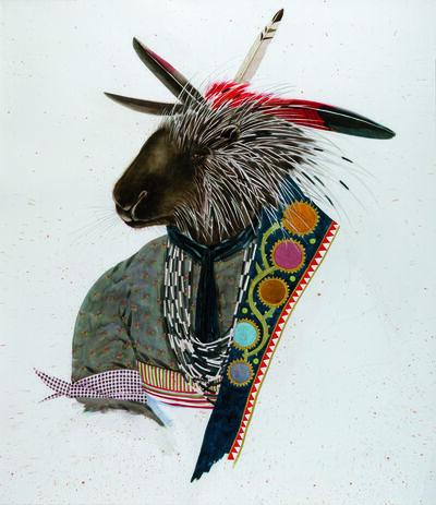 Scott Kelley (b. 1963), 'Porcupine'