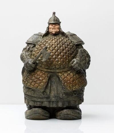 Matteo Pugliese, 'Mongolian Guardian', 2016