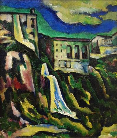 Charles Sheeler, 'The Waterfall', 1911