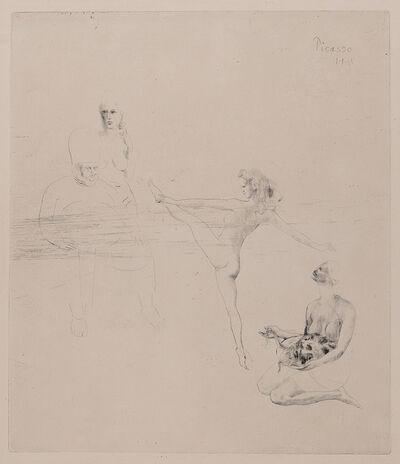 Pablo Picasso, 'Salomé (B. 14)', 1905
