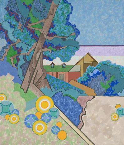 Easton Pribble, 'Meadow Flowers', 1996