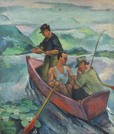 Frederick Buchholz, 'Fishermen', 1930