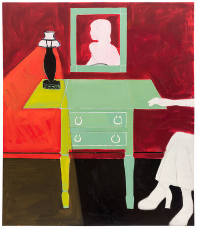 Joan Brown, 'The Vanity', 1973
