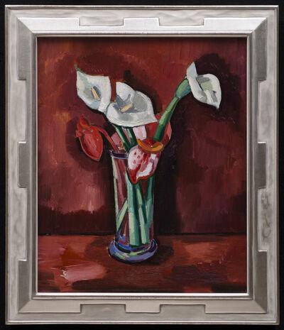 Marsden Hartley, 'Calla Lilies', 1928
