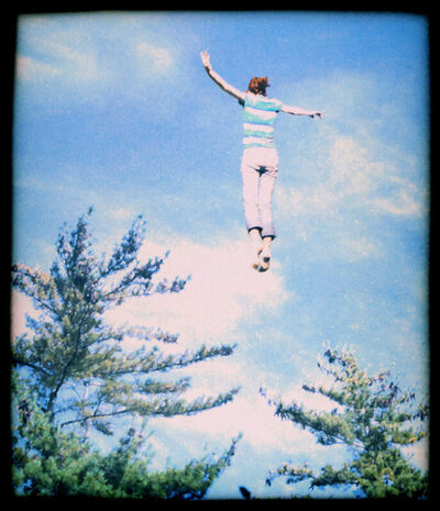 Elijah Gowin, 'Falling in Trees 6', 2007