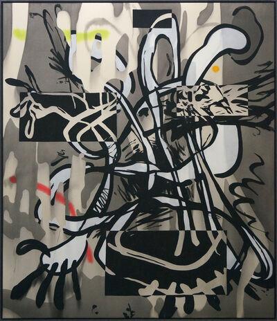 Jan-Ole Schiemann, 'Komposition (Tag)', 2015