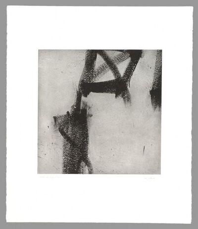 Aaron Siskind, 'Homage to Franz Kline (Jalapa 23 - 1972)', 1989