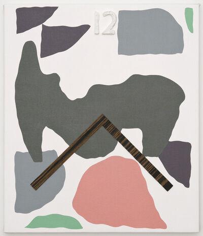 Alan Reid, 'Bra Over Lampshade', 2014