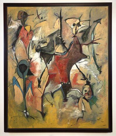 Alejandro Santiago, 'Untitle', 1996