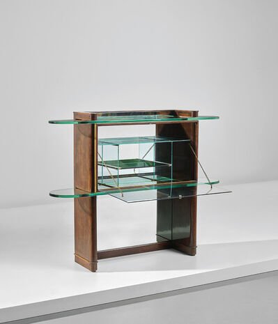 Pietro Chiesa, 'Early drinks cabinet', 1935