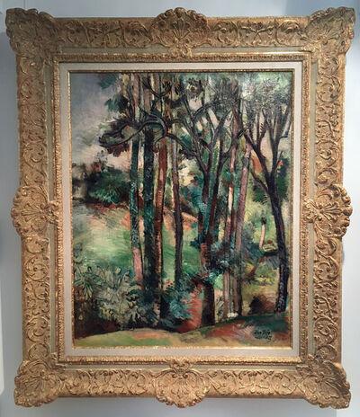 Jean Dufy, 'L'Orée du Bois', 1922