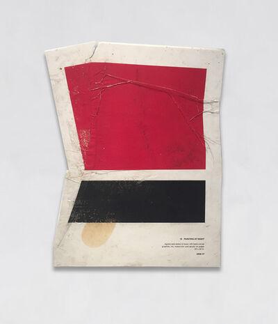 Ryan Brown, 'Painting at Night', 2017