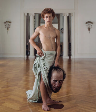 """Charlie White, 'Champion [from the """"Everything is American"""" series]', 2006"""