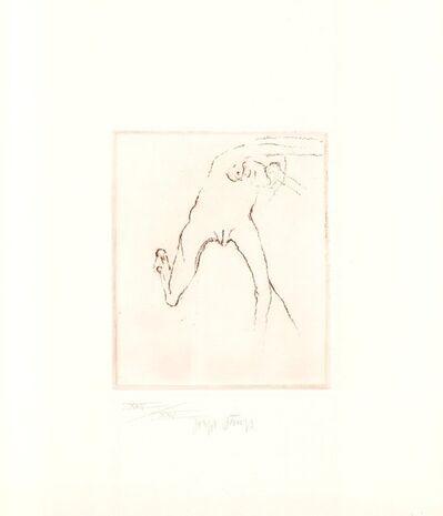 Joseph Beuys, 'Schwurhand: Frau rennt weg mit Gehirn', 1970-1980