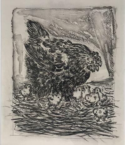 Pablo Picasso, 'La Mere Poule (The Mother Hen)', 1936