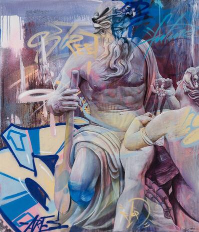 PichiAvo, 'Offerings to Poseidon', 2018