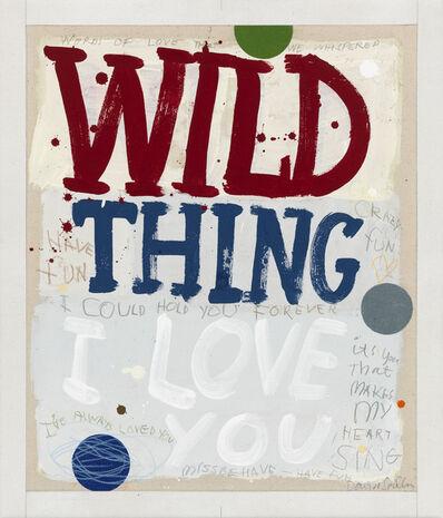 David Spiller, 'Wild Thing', 2012