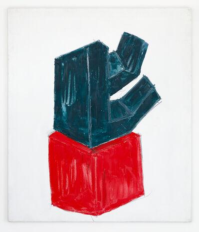 Torsten Andersson, 'Masonitskulptur', 1998