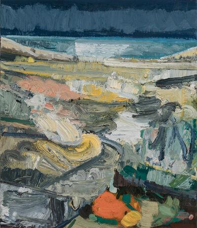 John Santoro, 'Moonlight Beach', 2017