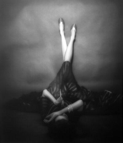 Lillian Bassman, 'The Well-Dressed Leg: Dorian Leigh, New York. Harper's Bazaar', 1948