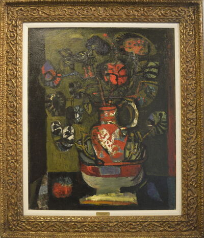 Antoni Clavé, 'Vase With Flowers', 1954