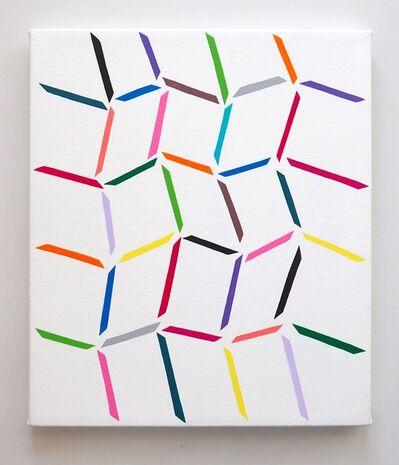 Jessica Snow, 'Angular Beat III', 2015