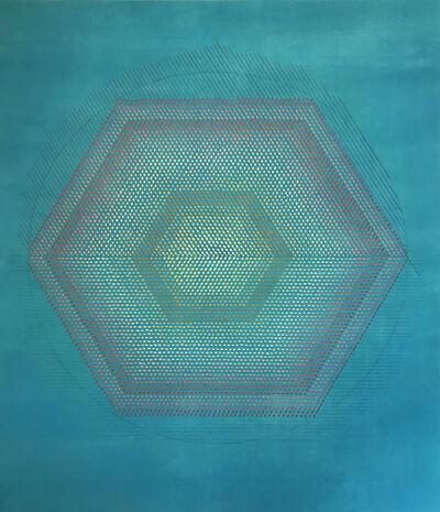 Marta Marcé, 'Tabula Rasa (Hexagon)', 2019