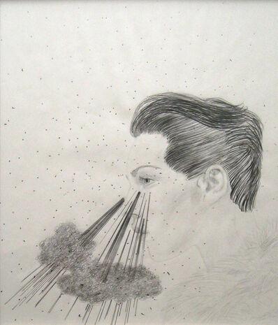 Andrew Mania, 'Untitled (Double Ray Eyes)', 2004