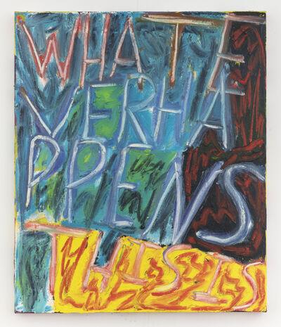 Samuel Jablon, 'Whatever Happens This Is', 2018