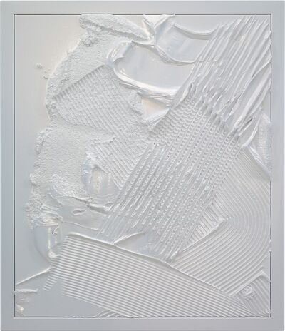 Anselm Reyle, 'White Earth', 2009