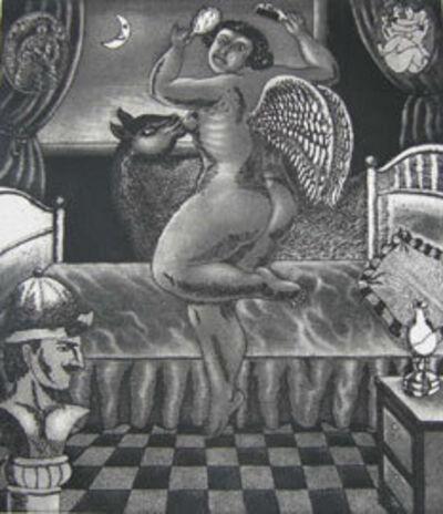 Maximino Javier, 'ANGELA SEDUCTORA', 1996