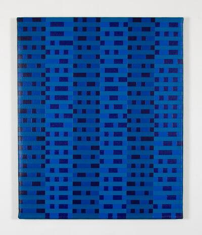 Jean Claude Marquette, 'Alba Bleu', 1971/76