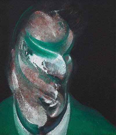 After Francis Bacon, 'Study for Head of Lucian Freud', 1967/2015