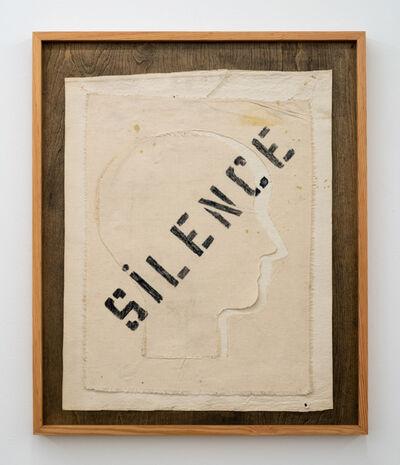 Nicola L, 'Silence', 1992