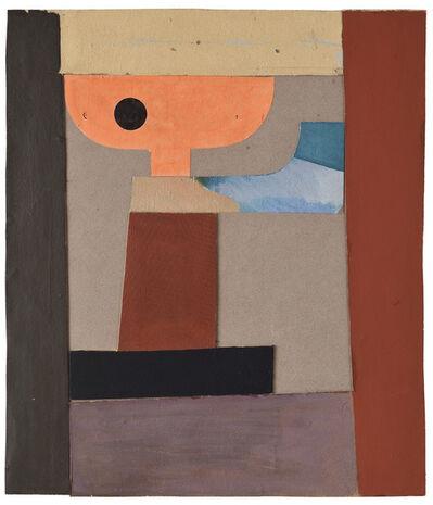 Hans Arp, 'Collage', 1920