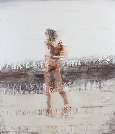 Andy Denzler, 'An Afternoon at the Beach I', 2018