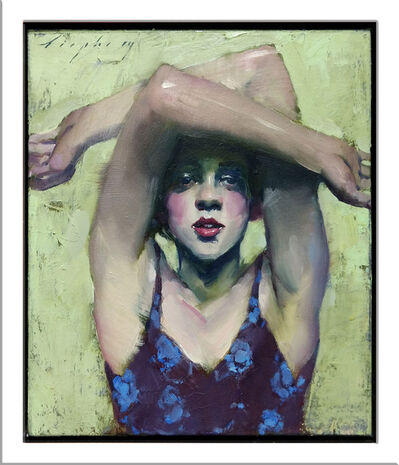 Malcolm T. Liepke, 'Arms Crossed', 2019
