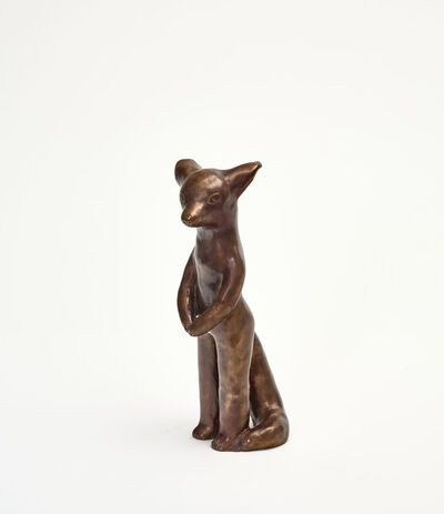 Clémentine de Chabaneix, 'Standing fox', 2020