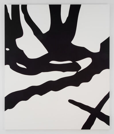 KAWS, 'Untitled (Snoopy black and white)', 2014