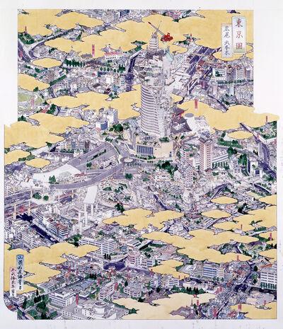 Yamaguchi Akira, 'Tokei (Tokyo): Hiroo and Roppongi', 2005