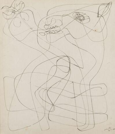 Stanley William Hayter, 'Untitled (Cheval)', 1946