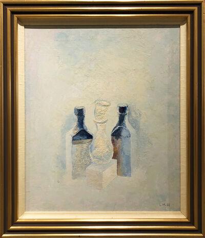 Lev Meshberg, 'Still Life with Antique Bottles', 1981