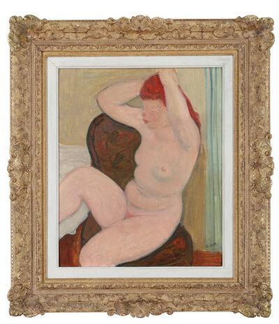 Georges Kars, 'Redhead Girl – Berta Kars', 1943-1944