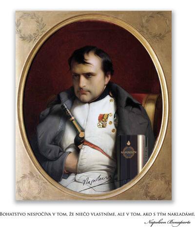 Zoltán Salamon, ' Napoleon said....', 2015