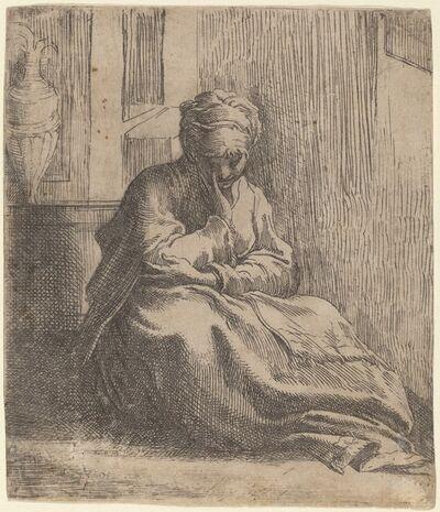 Francesco Mazzola, called Parmigianino, 'Saint Thaïs'
